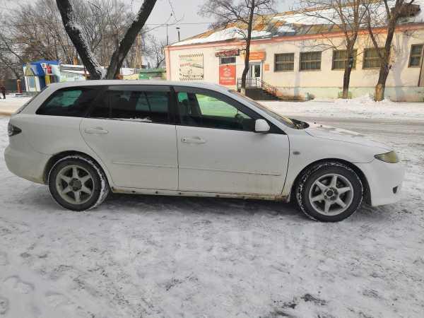 Mazda Atenza, 2002 год, 220 000 руб.