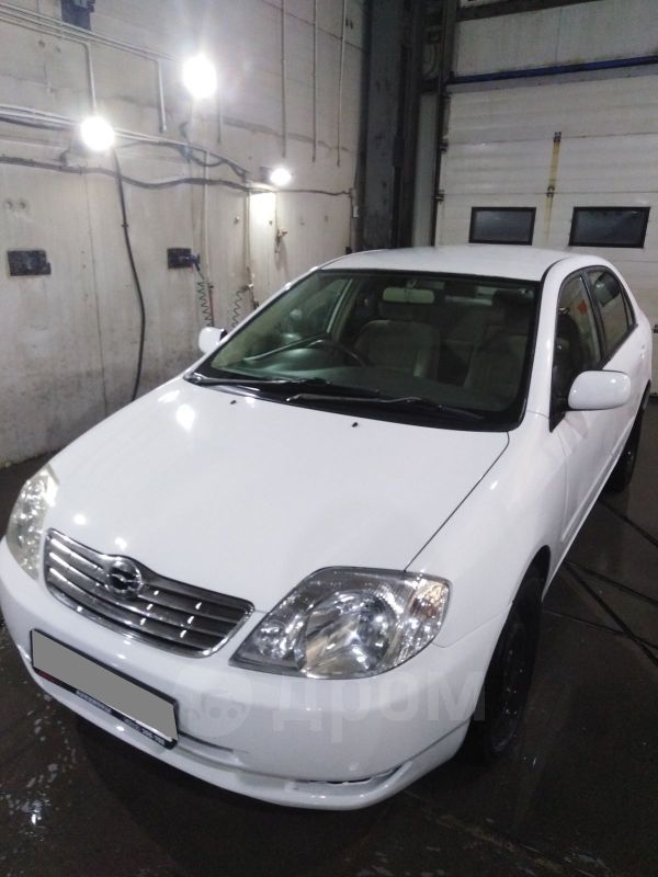 Toyota Corolla, 2003 год, 295 000 руб.