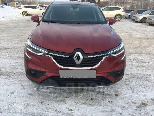 Renault Arkana, 2019 год, 1 210 000 руб.