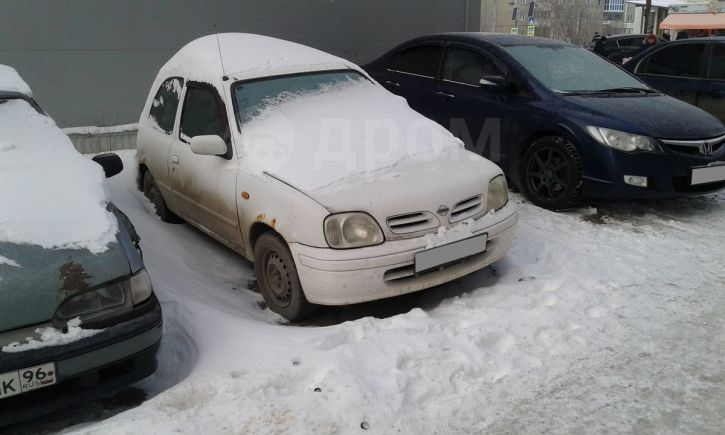 Nissan March, 2001 год, 34 000 руб.