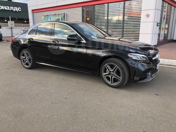 Mercedes-Benz C-Class, 2018 год, 1 725 000 руб.
