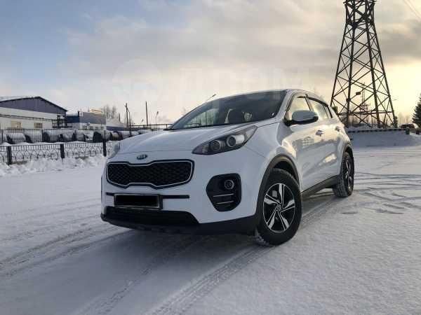 Kia Sportage, 2018 год, 1 350 000 руб.