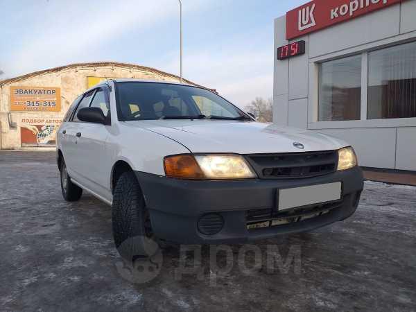 Nissan AD, 2001 год, 162 000 руб.