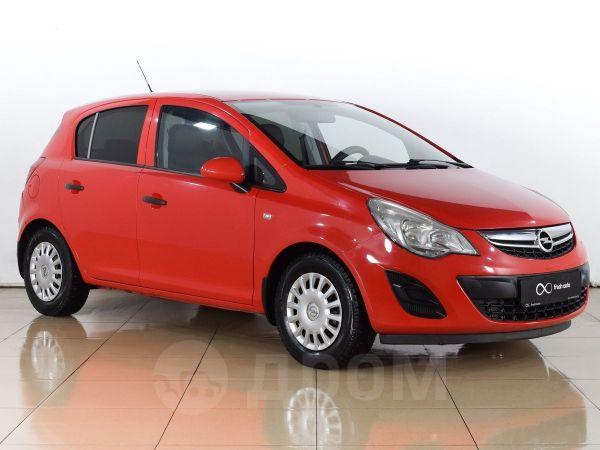 Opel Corsa, 2012 год, 404 000 руб.