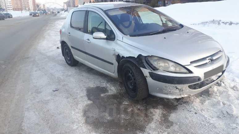 Peugeot 307, 2002 год, 70 000 руб.