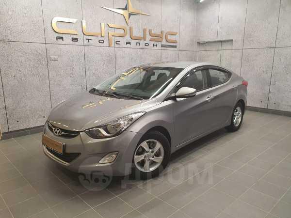 Hyundai Avante, 2012 год, 645 000 руб.