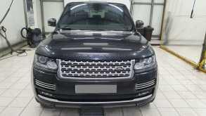 Находка Range Rover 2013