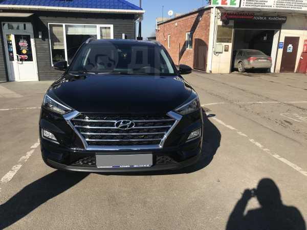 Hyundai Tucson, 2019 год, 1 630 000 руб.