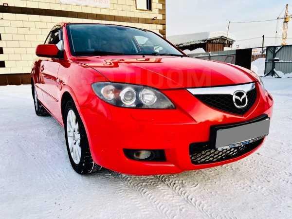 Mazda Mazda3, 2006 год, 298 000 руб.
