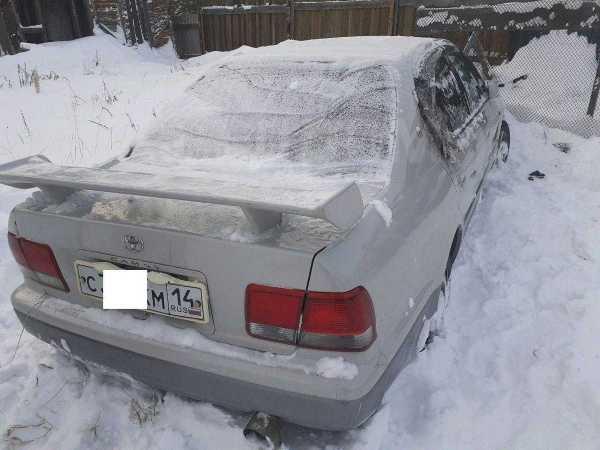 Toyota Camry, 1996 год, 70 000 руб.