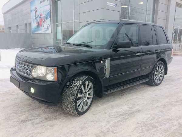 Land Rover Range Rover, 2005 год, 970 000 руб.