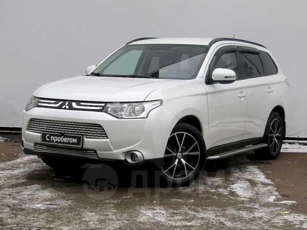 Mitsubishi Outlander, 2013 год, 855 000 руб.