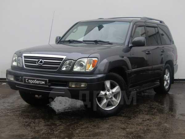 Lexus LX470, 2004 год, 998 000 руб.