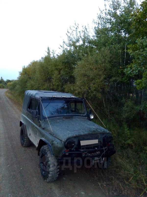 УАЗ 3151, 1992 год, 220 000 руб.