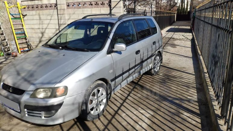 Mitsubishi Space Star, 2003 год, 200 000 руб.