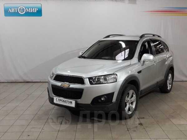 Chevrolet Captiva, 2013 год, 639 000 руб.