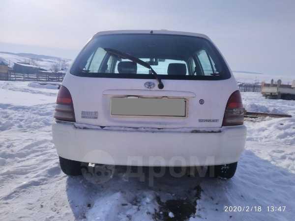Toyota Starlet, 1998 год, 156 000 руб.