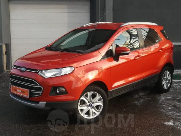 Ford EcoSport, 2016 год, 814 700 руб.