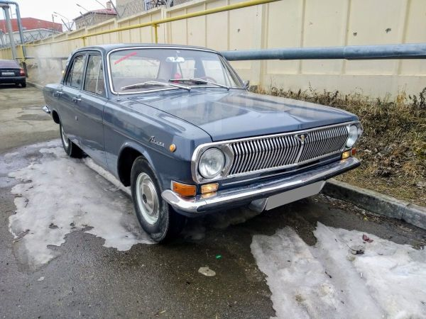 ГАЗ 24 Волга, 1976 год, 170 000 руб.
