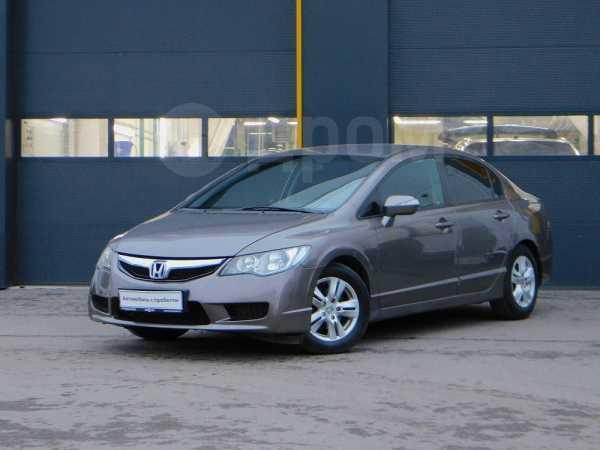 Honda Civic, 2010 год, 320 135 руб.