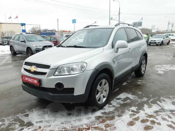 Chevrolet Captiva, 2010 год, 429 000 руб.