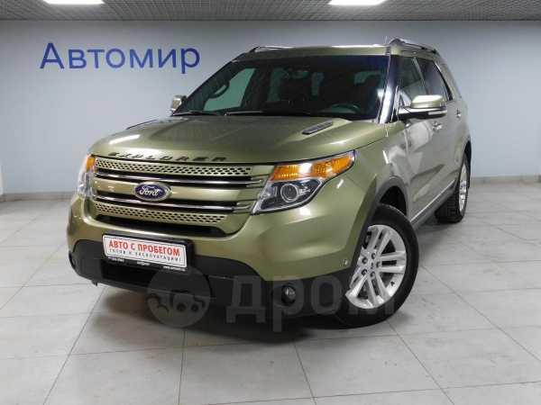 Ford Explorer, 2014 год, 1 199 000 руб.