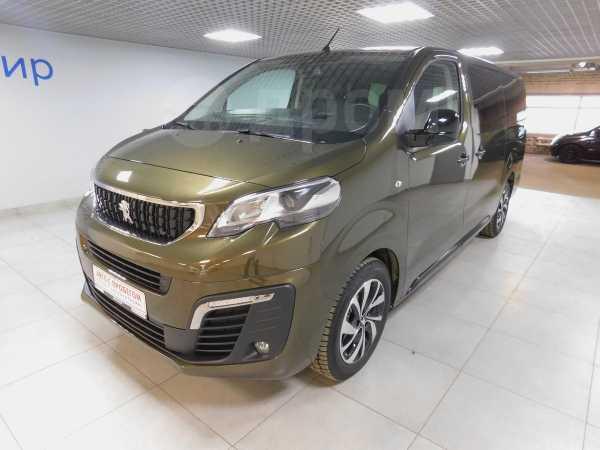 Peugeot Traveller, 2019 год, 2 796 000 руб.