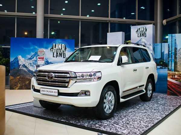 Toyota Land Cruiser, 2020 год, 5 535 000 руб.