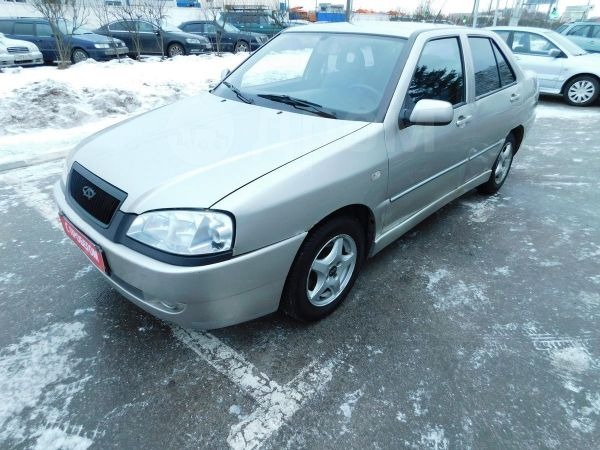 Chery Amulet A15, 2007 год, 104 000 руб.