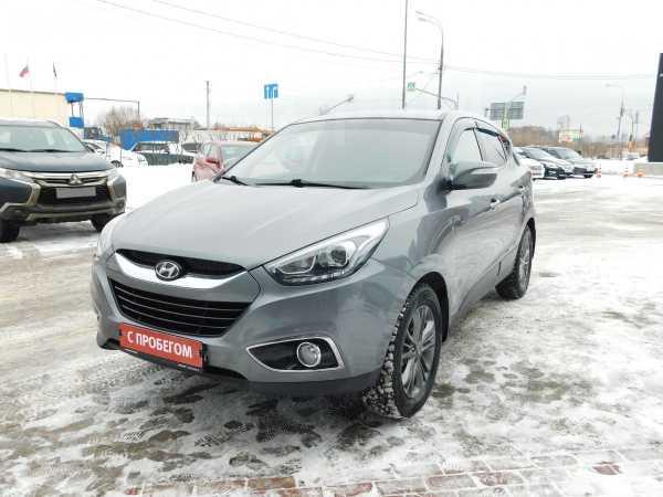 Hyundai ix35, 2014 год, 824 000 руб.