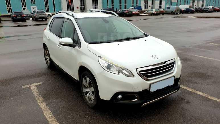 Peugeot 2008, 2014 год, 630 000 руб.