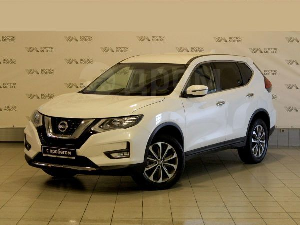 Nissan X-Trail, 2018 год, 1 520 000 руб.
