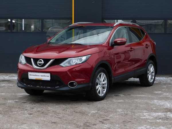 Nissan Qashqai, 2014 год, 873 600 руб.