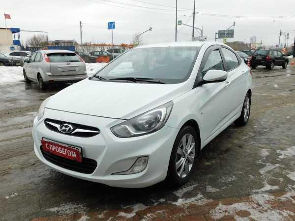 Hyundai Solaris, 2012 год, 396 550 руб.