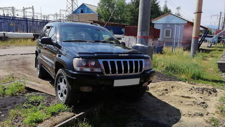 Jeep Grand Cherokee, 2000 год, 595 000 руб.