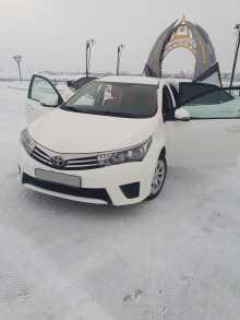 Лабытнанги Corolla FX 2014