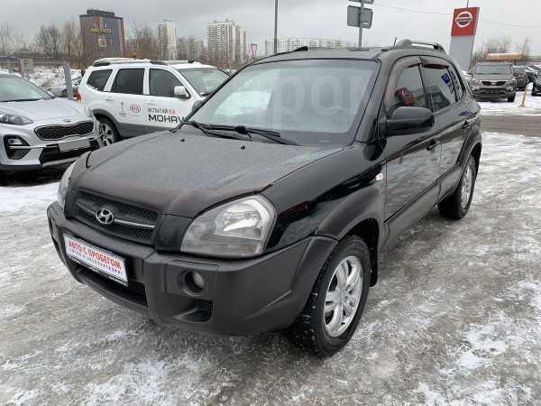 Hyundai Tucson, 2007 год, 458 000 руб.