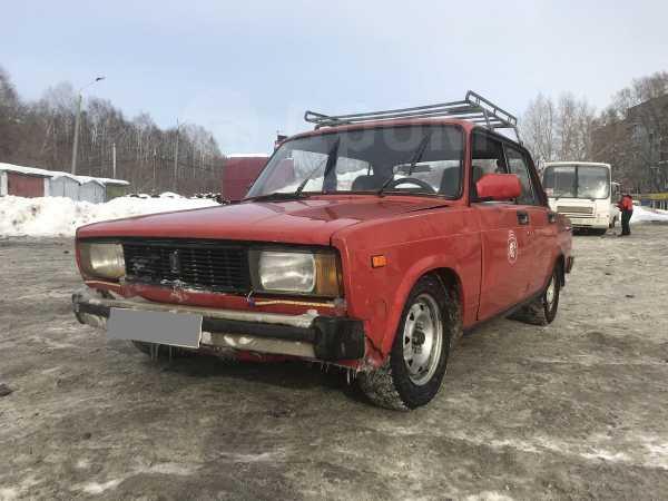 Лада 2105, 1994 год, 30 000 руб.