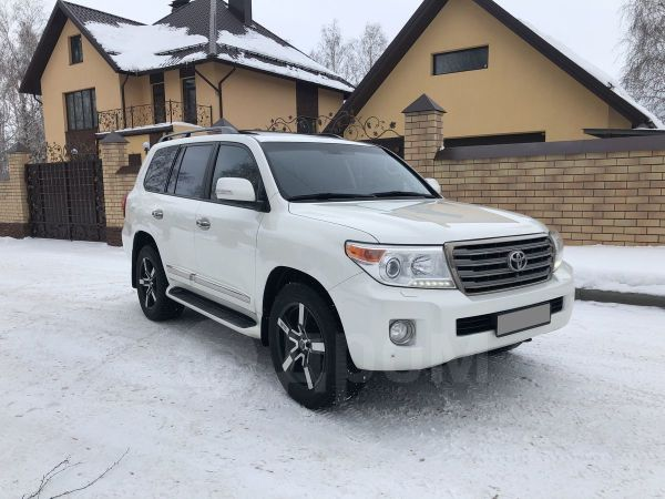 Toyota Land Cruiser, 2014 год, 2 550 000 руб.