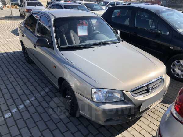Hyundai Accent, 2008 год, 240 000 руб.