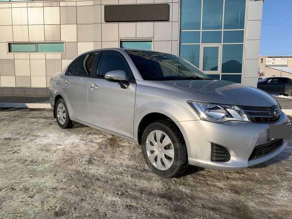 Toyota Corolla Axio, 2013 год, 642 000 руб.