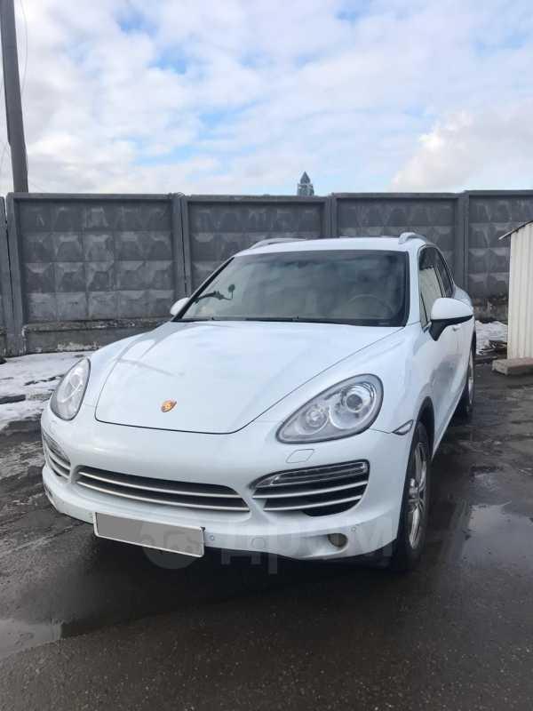 Porsche Cayenne, 2014 год, 2 500 000 руб.