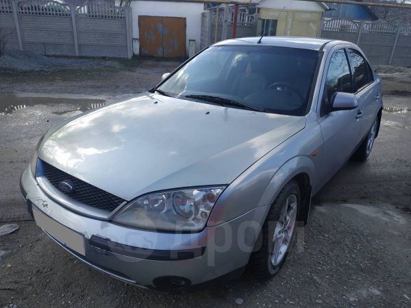 Ford Mondeo, 2003 год, 240 000 руб.