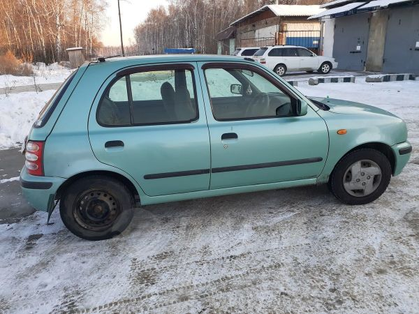 Nissan March, 2000 год, 140 000 руб.