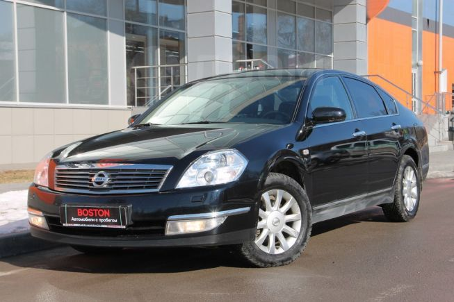 Nissan Teana, 2007 год, 449 000 руб.
