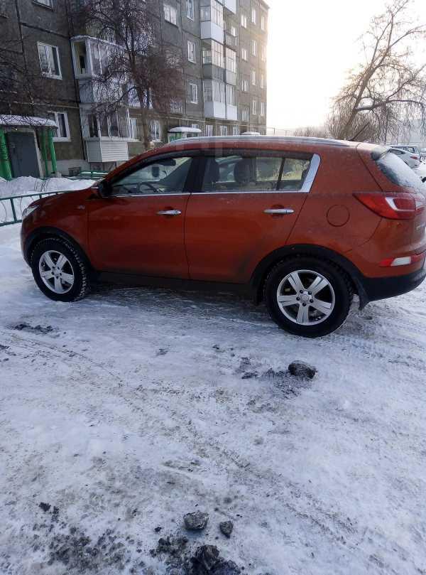 Kia Sportage, 2011 год, 649 000 руб.