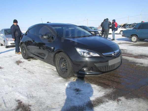 Opel Astra GTC, 2014 год, 460 000 руб.