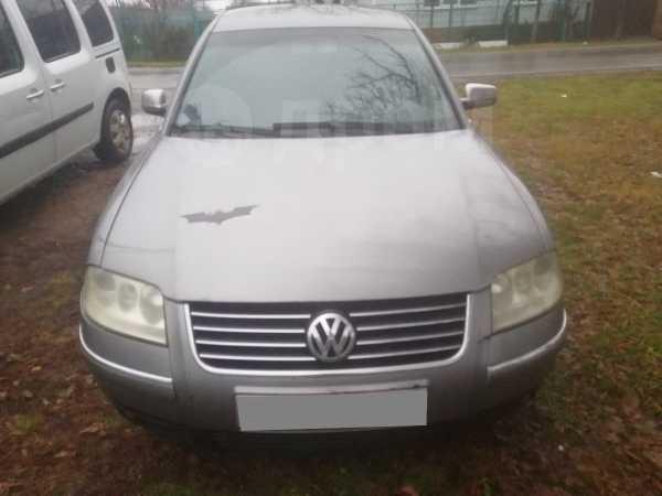 Volkswagen Passat, 2002 год, 155 000 руб.