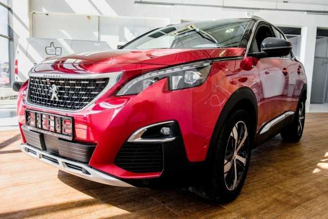 Peugeot 3008, 2019 год, 2 466 000 руб.