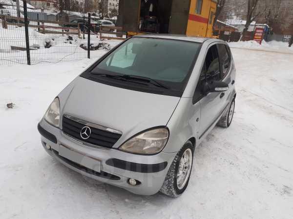 Mercedes-Benz A-Class, 2003 год, 214 555 руб.
